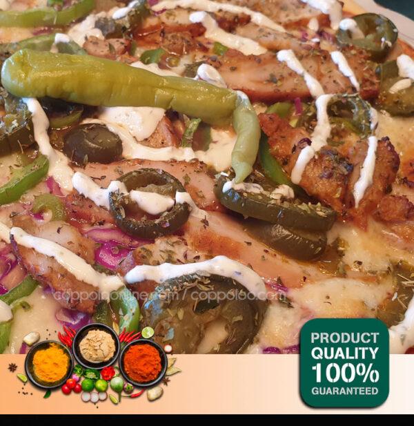 Spicy Kebab